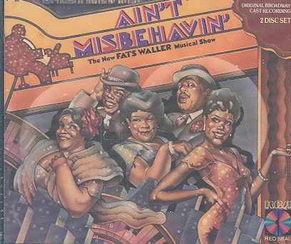 AIN'T MISBEHAVIN' ORIGINAL CAST ALBUM (CD)