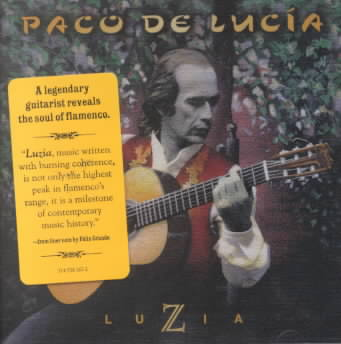 LUZIA BY DE LUCIA,PACO (CD)