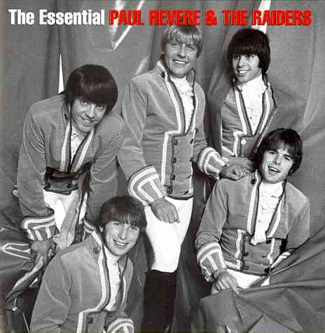 ESSENTIAL PAUL REVERE & THE RAIDERS BY REVERE,PAUL & THE R (CD)
